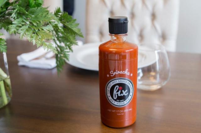 Supplier Spotlight: Fix Hot Sauce