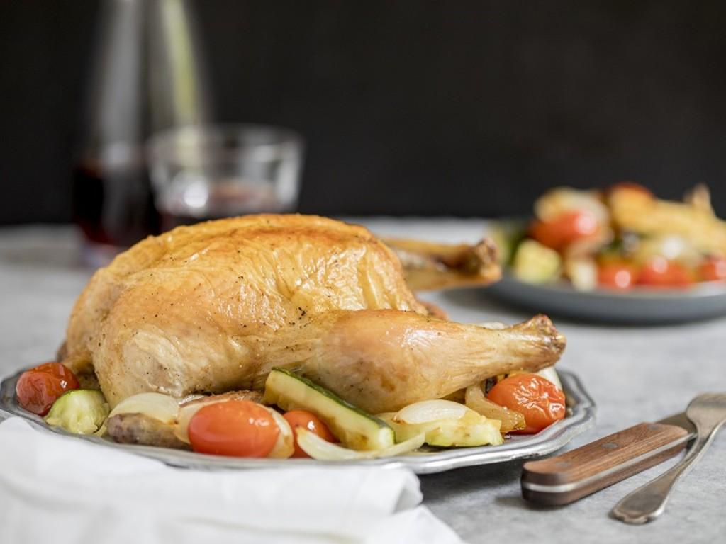 Marksbury Farm Whole Roasting Chicken