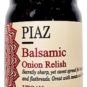 PIAZ Balsamic Onion Relish