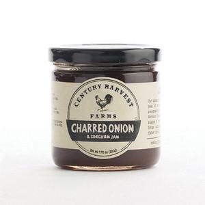 Smoked Onion & Sorghum Jam