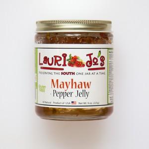 Mayhaw Pepper Jelly