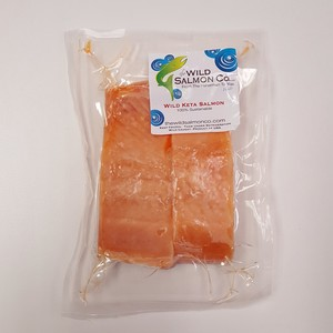 Wild-Caught Alaskan Keta Salmon