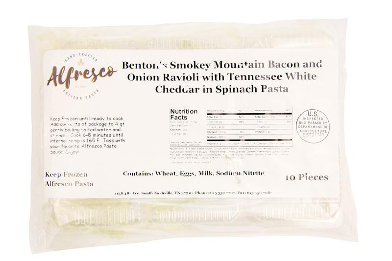 Alfresco Pasta Bacon Ravioli
