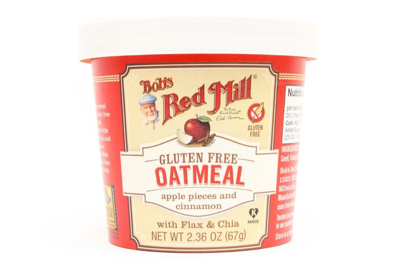 Bob's Red Mill Apple Cinnamon Gluten Free Oatmeal Cup