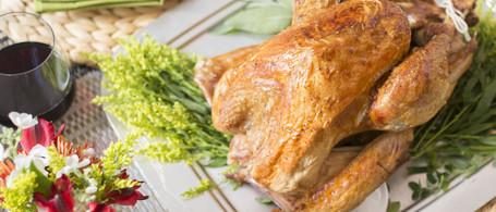 Roast Turkey with Pan Gravy