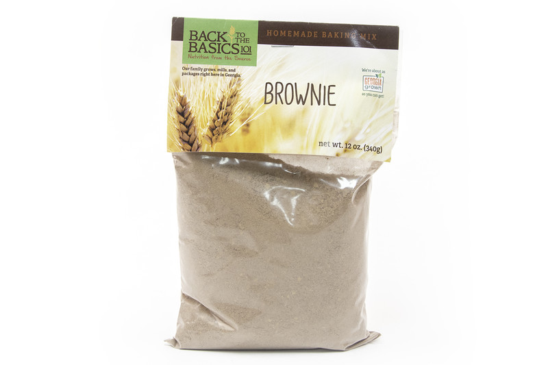 Back to the Basics 101 Brownie Mix