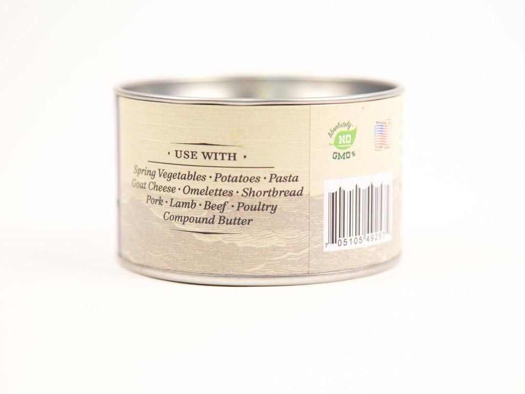 Beautiful Briny Sea Lavender Sea Salt