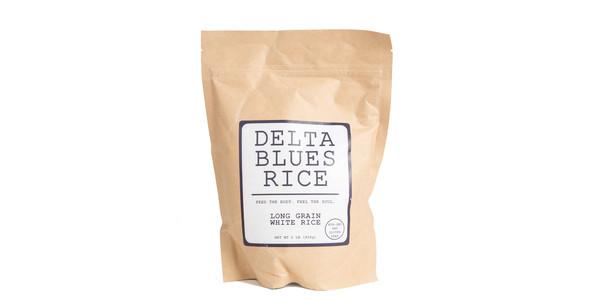 Delta Blues Long Grain White Rice
