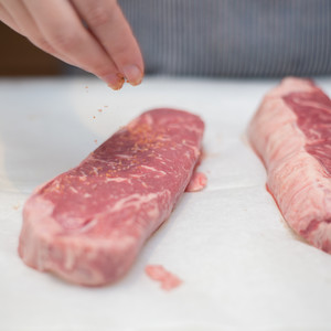 Georgia Grown Strip Steak