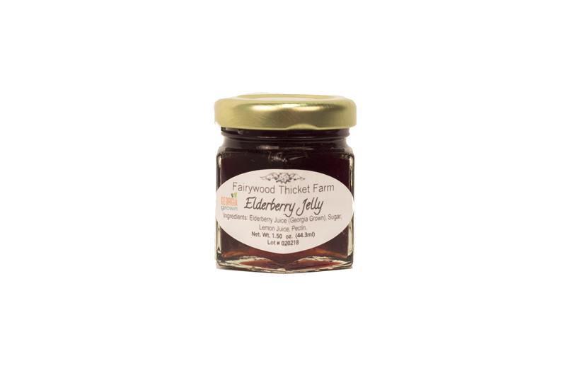 Fairywood Thicket Farm Elderberry Jelly