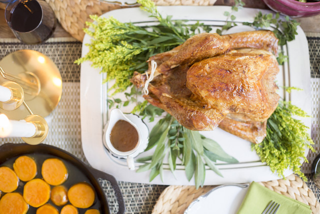 Organic Prairie Roast Turkey
