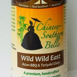 Chinese Southern Belle's Wild Wild East Sauce (Asian BBQ Teriyaki Pineapple sauce)