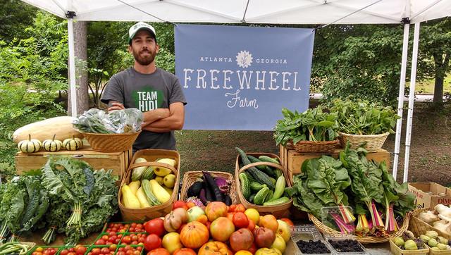 Freewheel Farm farm stand