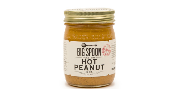 Big Spoon Roasters Hot Peanut Butter