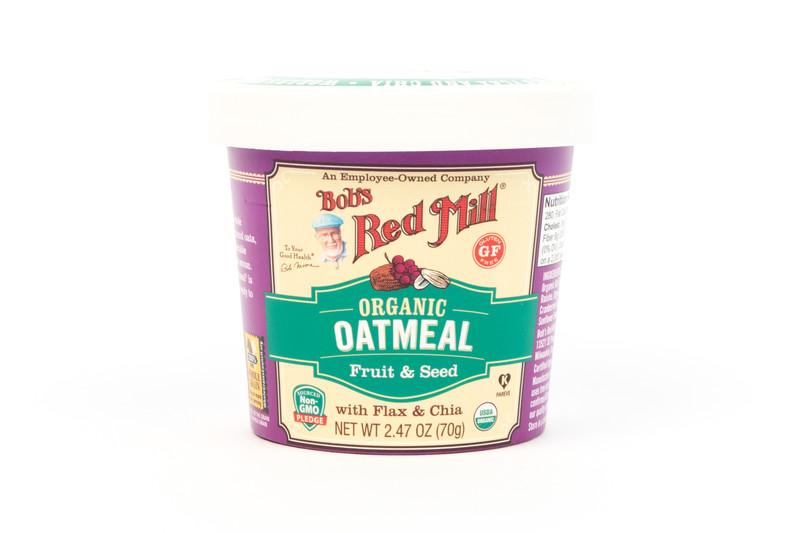 Bob's Red Mill Fruit & Seed Organic Oatmeal