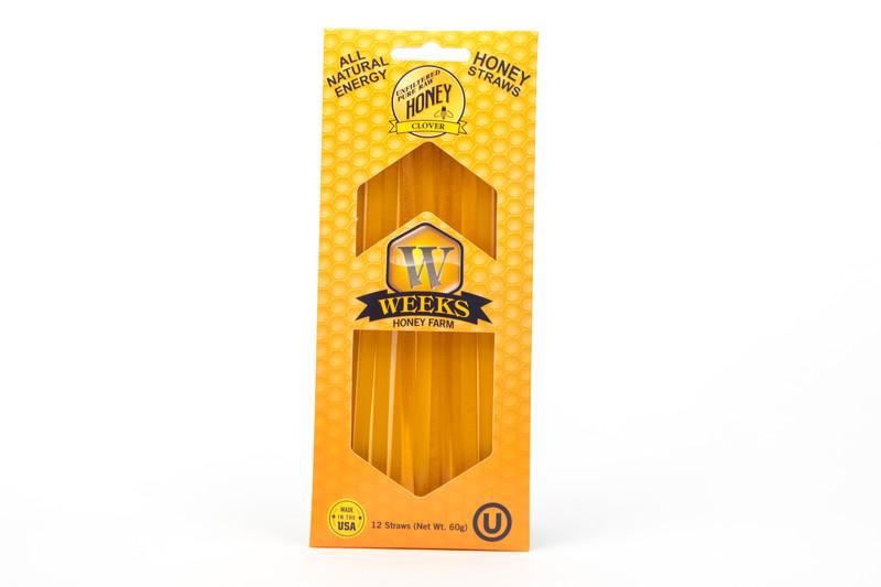 Weeks Honey Farm Clover Honey Sticks
