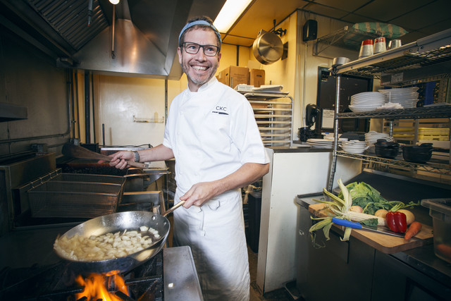 Chef Kevin Callaghan