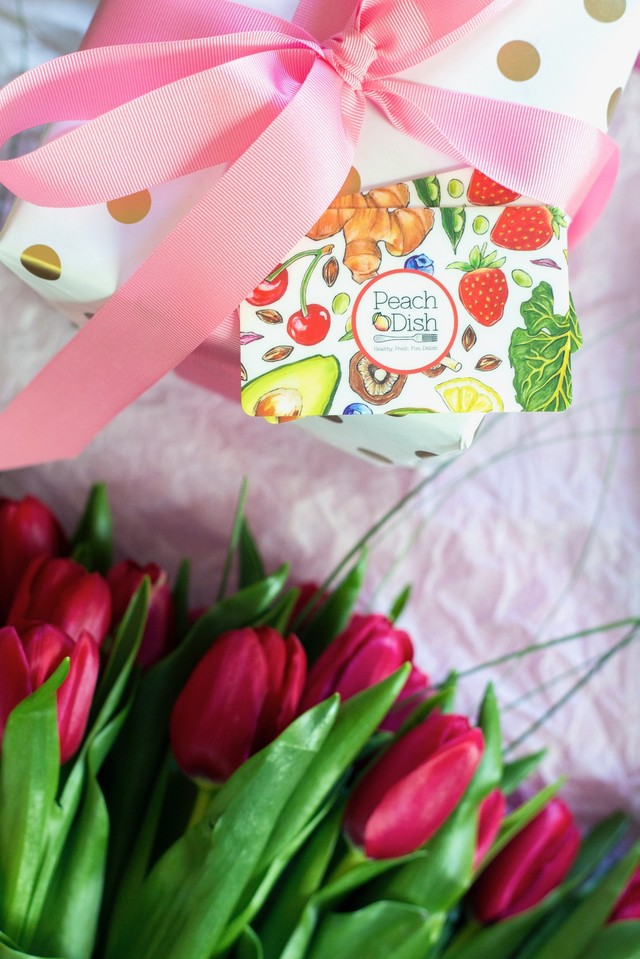 PeachDish Gift Card for Mother's Day