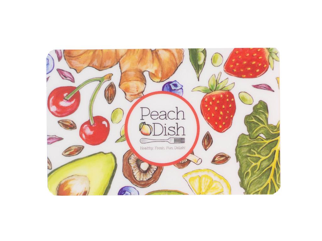 PeachDish Gift Card - $150