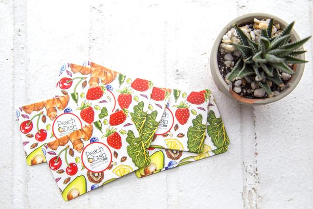 PeachDish gift cards