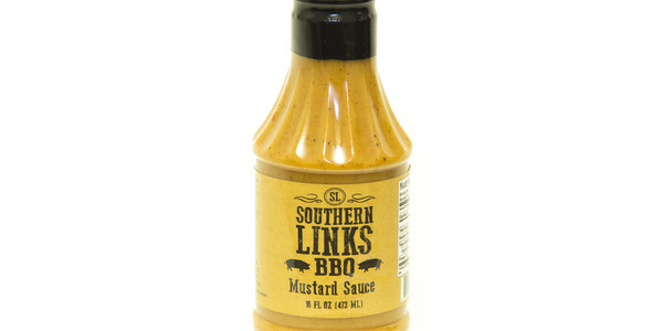 Southern Links BBQ Mustard Sauce