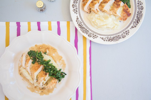 Chicken Breast Stuffed with Fontina