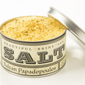 Beautiful Briny Sea Sultan Papadopoulos salt