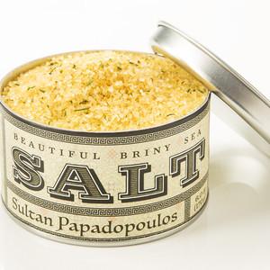 Beautiful Briny Sea Sultan Papadopoulos salt