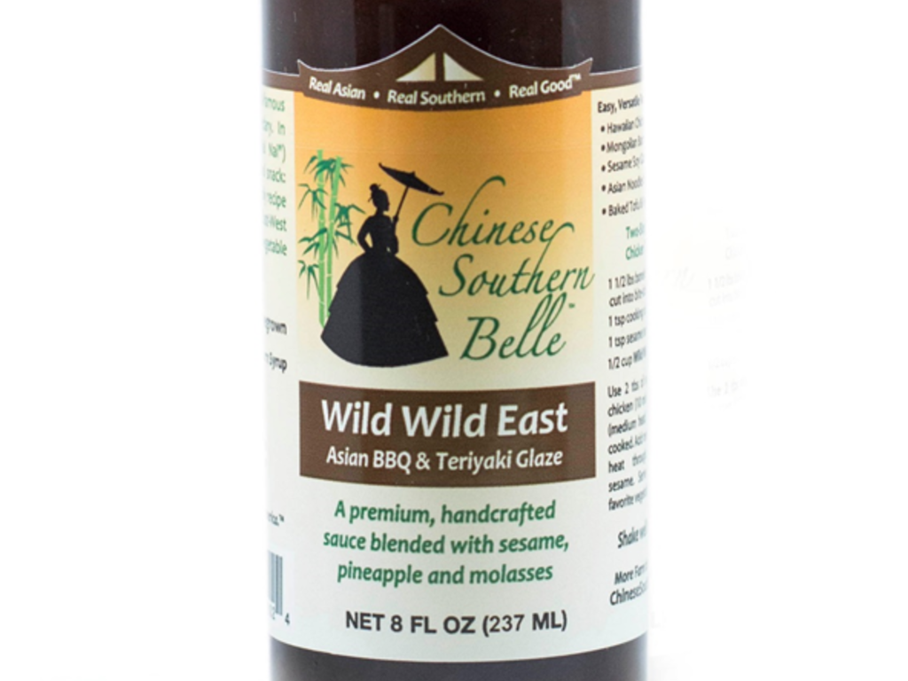 """Chinese Southern Belle """"Wild Wild East"""" Marinade & Sauce"""