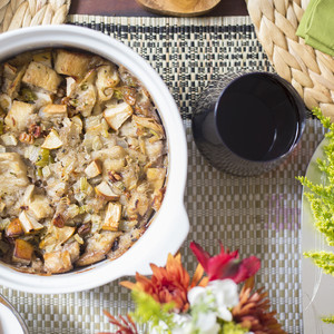 Pecan & Apple Dressing Kit
