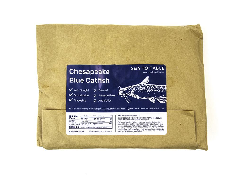 Sea to Table® Wild Blue Catfish