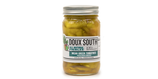 Doux South Mean Green Tomatoes