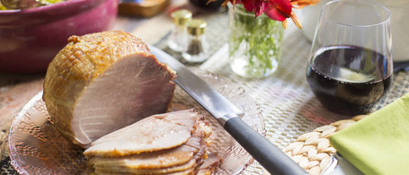 First Hand Foods Smoked City Ham
