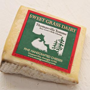 Georgia Grown Melting Cheese.